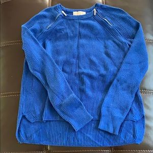 MICHAEL KORS Royal Blue Sweater